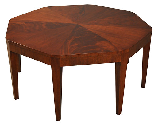 Octagonal Coffee Table