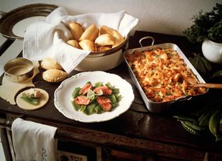 モテレシピ:カリフラワーグラタンスープでひと休み