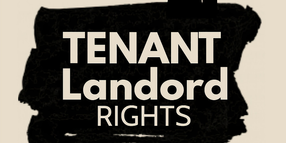 Know Your Rights Event - Tenant Rights (Landlord Tenant) - Maryland Legal Aid (Dundalk Focused)