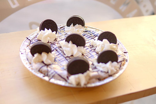COOKIE SMASH UP ICE CREAM PIE