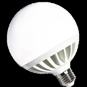 Lámpara a LED 20W Globo - 1800 Lumens - Zócalo E27 - Luz Cálida - 270o