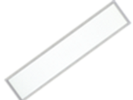LUMINARIA A LED TIPO PANEL 36W - 2800 Lumens - Luz Natural - Color Aluminio - 12