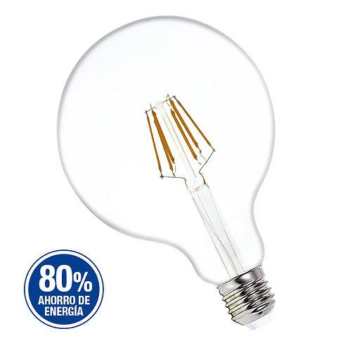 Lámpara a LED GLOBO 8W Dimerizable - E27 - Luz Día con lamentos - 840 lumens 3