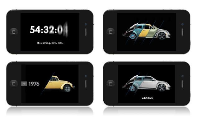 VW - Beetle Configurator App