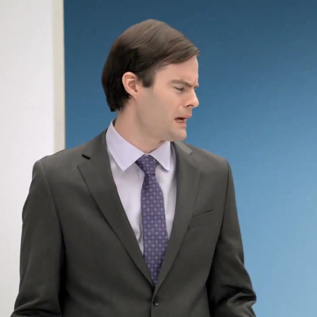 "VW ""Touareg with Bill Hader"""