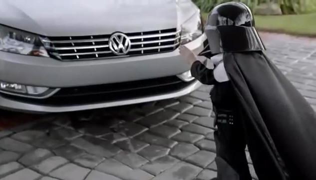 """VW - """"Mini Darth"""""""