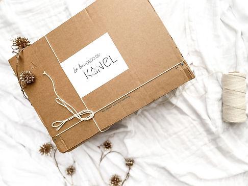 La box déco - Kanel - décoration d'intér