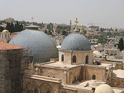 Иерусалим - Храм Гроба Господня