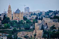Иерусалим - Сионская Гора