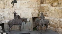 Старый Город - Саладдин и Ричард Льв