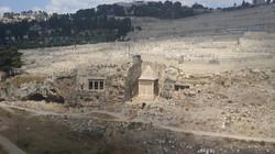 Иерусалим - долина Кедрона