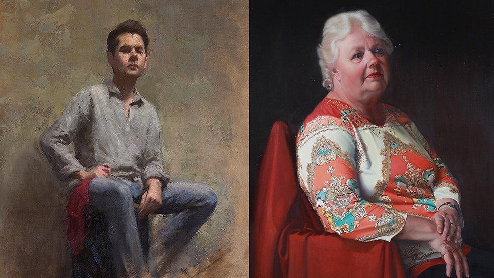 5-Day Portrait Workshop July 2021