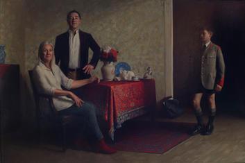 Bedak Family Portrait