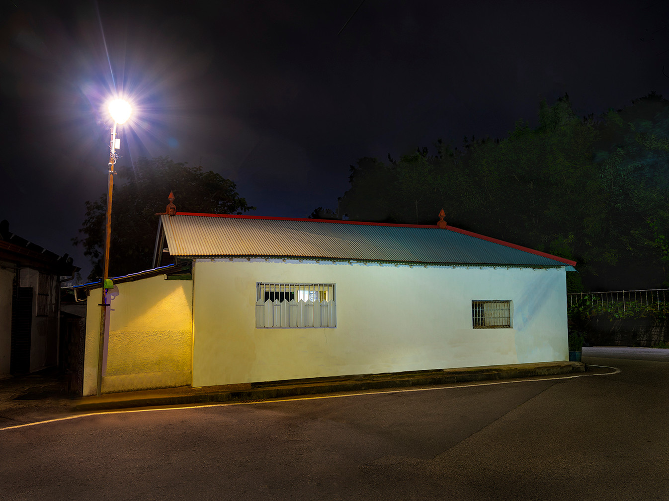 The Houses at Night #30