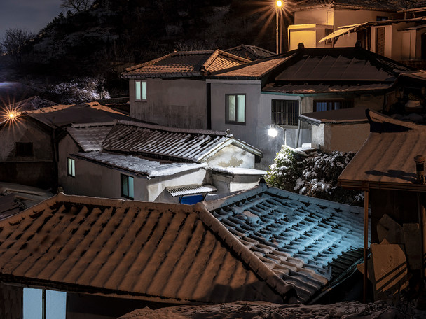 The Houses at Night #42
