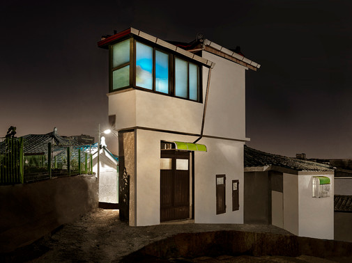 The Houses at Night,2020,#46 copy.jpg