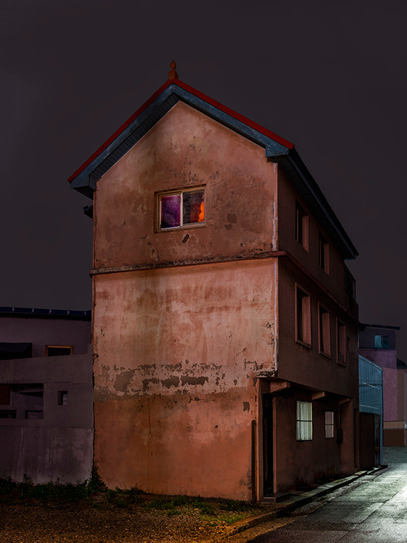 The Houses at Night #19