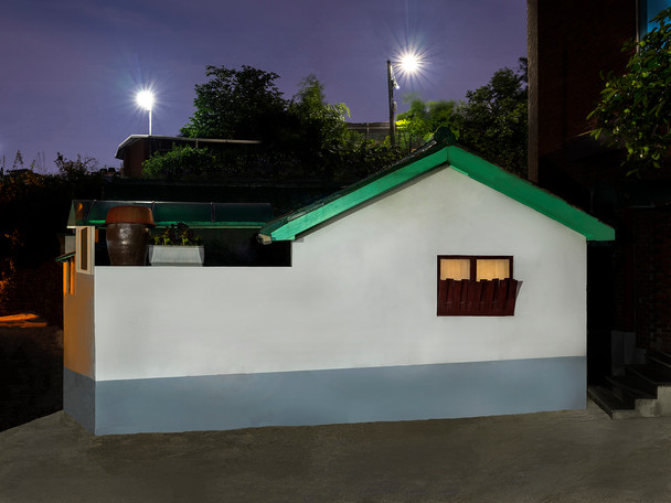 The Houses at Night #02