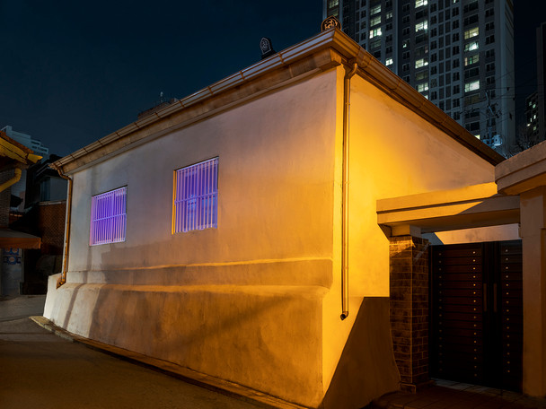 The Houses at Night #06