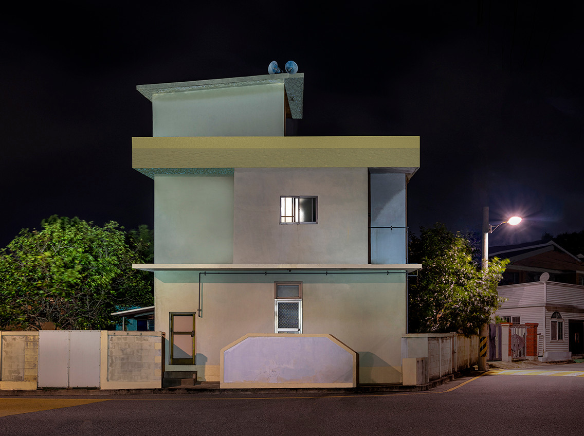 The Houses at Night #50