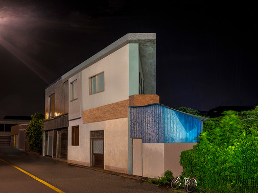 The Houses at Night,2020,#47 copy.jpg