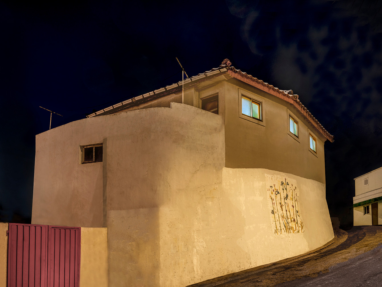 The Houses at Night #07