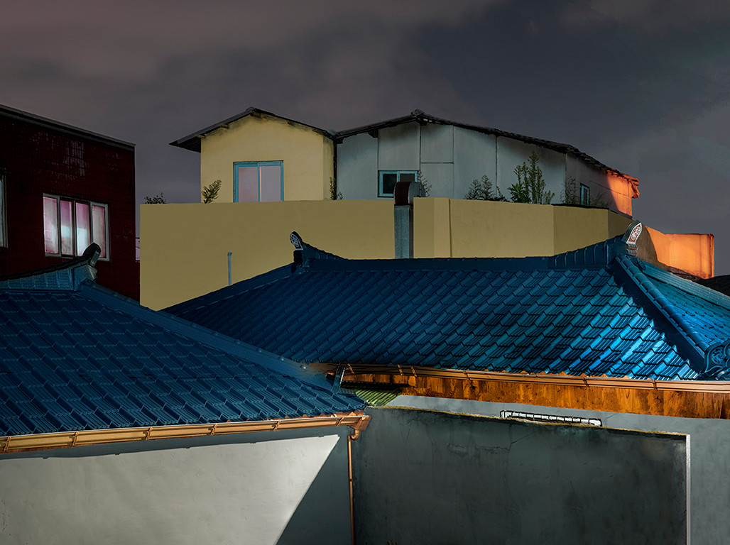The Houses at Night #43