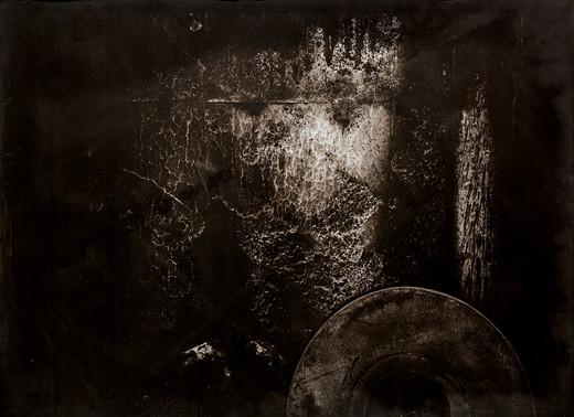 Black House#13_78X106cm_Van Dyke Brown