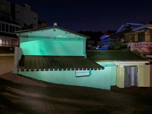 The Houses at Night #29