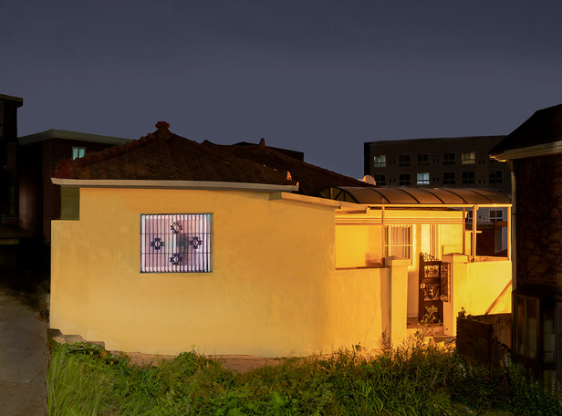 The Houses at Night #03