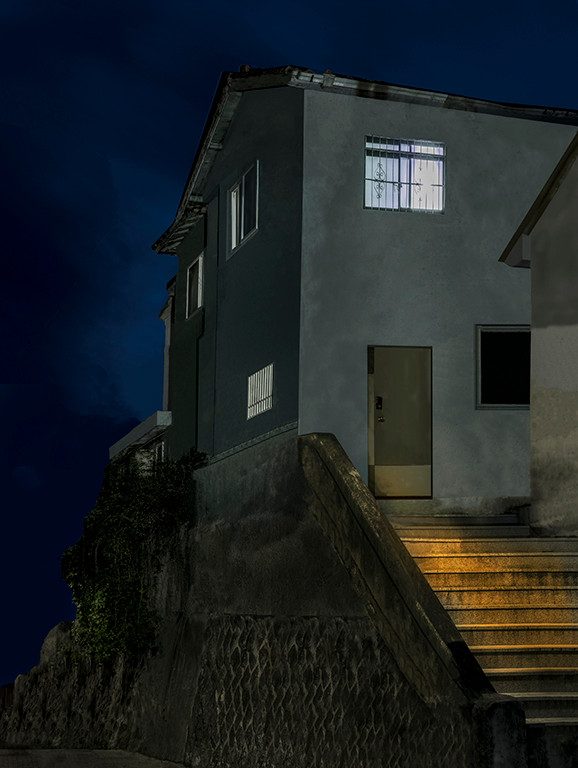 The Houses at Night #20