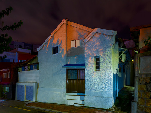 P26_The Houses at Night #11, 2020 copy.j