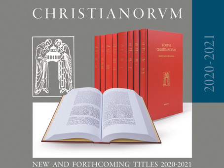 Out now: Catalogue New and Forthcoming Titles 2020-2021