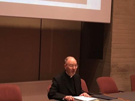 """""""Journée d'études Mgr Gryson"""": an impression"""
