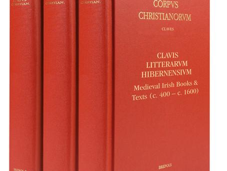 Clavis Litterarum Hibernensium by Donnchadh Ó Corráin