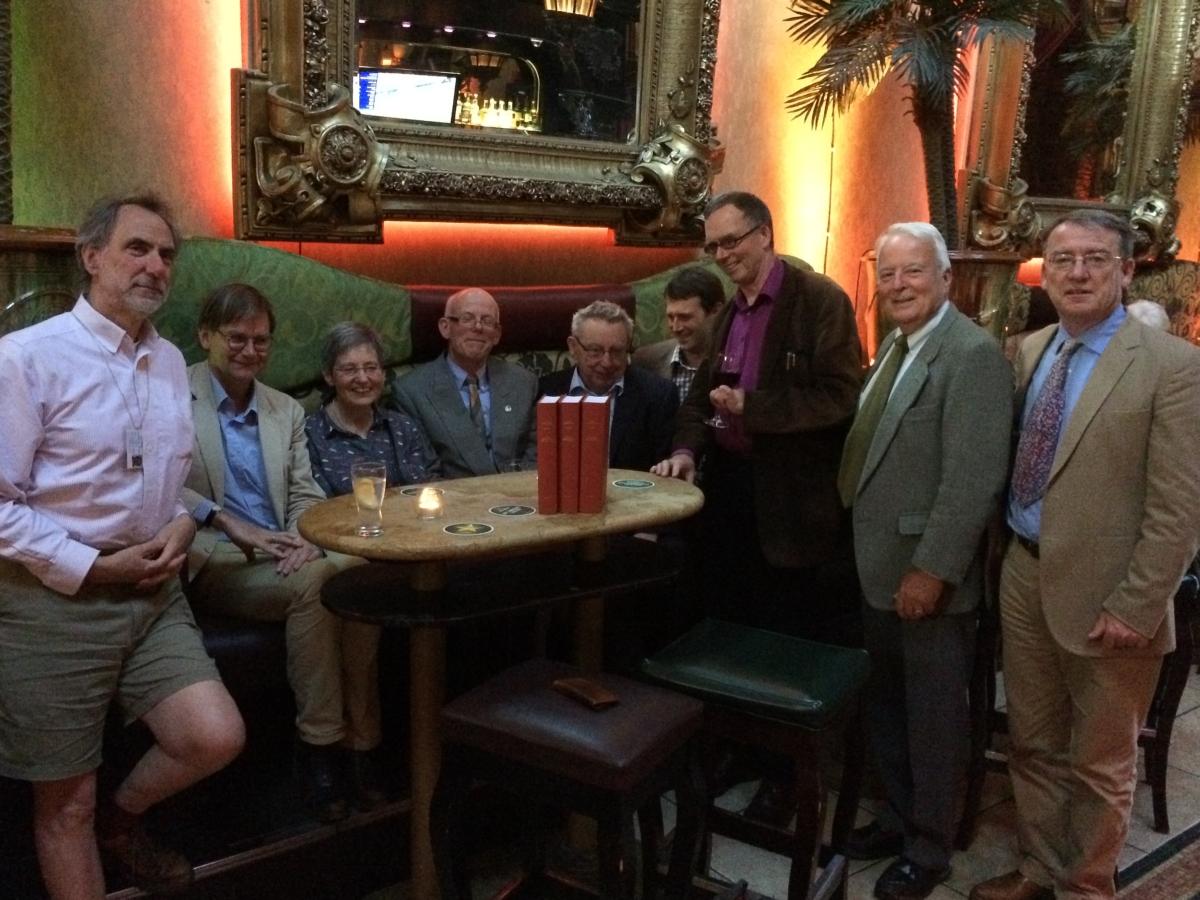 With the Scriptores Celtigenae Board