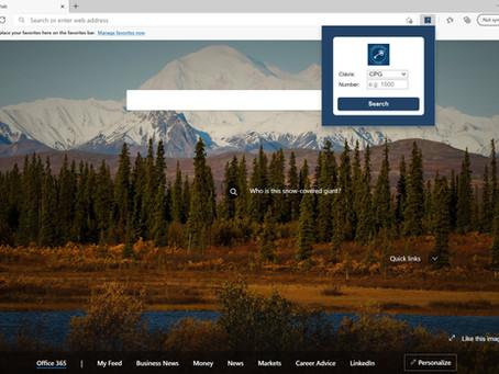 Clavis Clavium Browser Extension