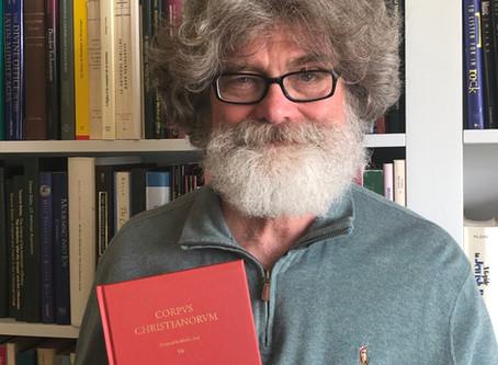 Dr James Grier awarded the 2019 Margaret Wade Labarge Book Prize