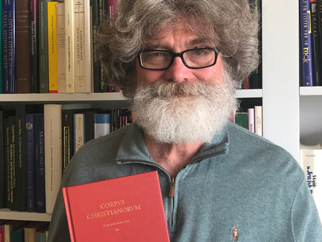 Dr James Grier awarded the 2019 Margaret Wade Labarge Book Prize