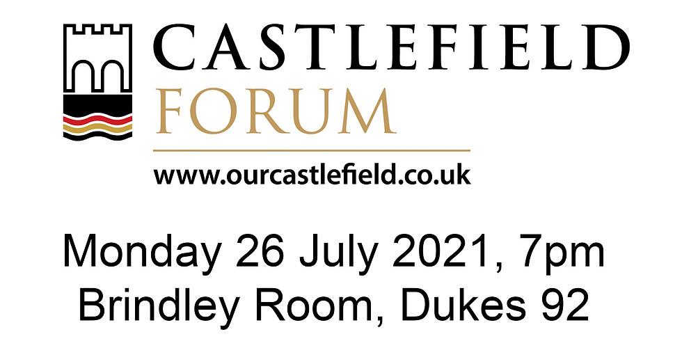Forum Meeting 26 July 2021