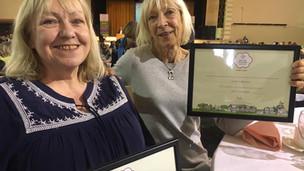 Castlefield In Bloom - Two Awards!