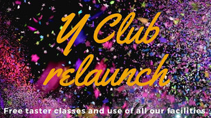 Y Club relaunches after flood