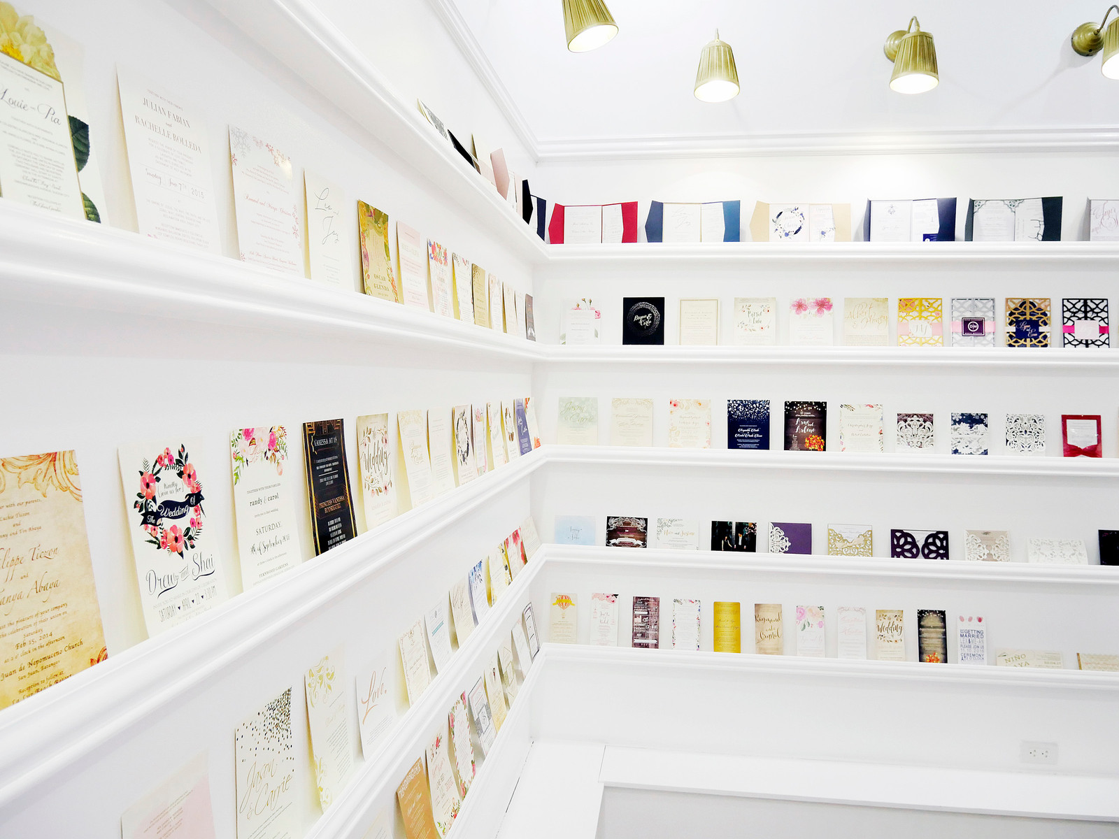 Modern wedding invitations printcityinvitations stopboris Image collections