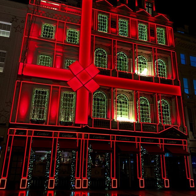 Cartier - Christmas Lights
