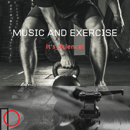 Music and Exercise -- It's Science!