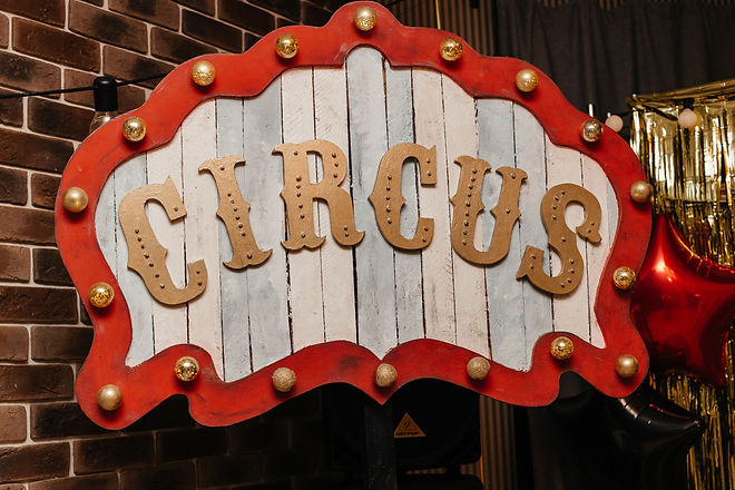 signboard with a title circus.jpg
