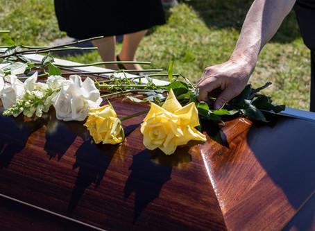 8 июня прошли похороны Надежды Сулеменковой