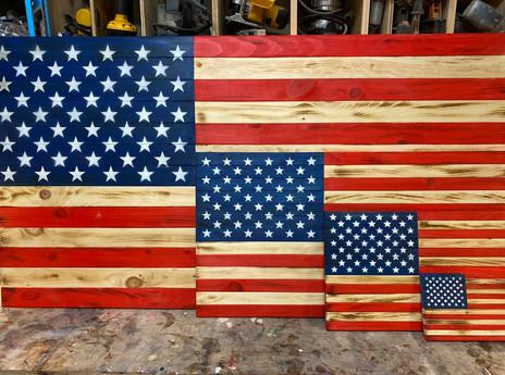 American Flag Sizes