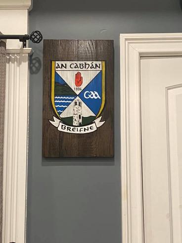 County Cavan Flag