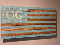 Shore Town Flags - OG (Ocean Grove, NJ)